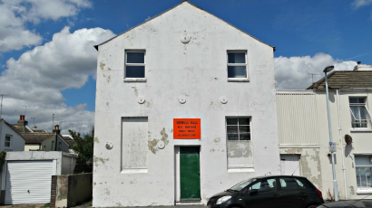 Verrall Scout Hall, Worthing